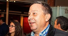 Adolfo Sainz, presidente del Casino.
