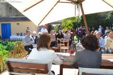 Presentación de Asovica Rural este lunes. /SN