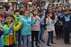 Foto 9 - FOTOS Y VÍDEO: 500 niños sorianos bailan para mandar toda su energía a Iván
