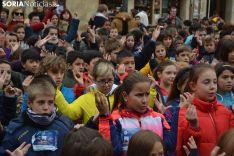 Foto 8 - FOTOS Y VÍDEO: 500 niños sorianos bailan para mandar toda su energía a Iván