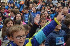 Foto 4 - FOTOS Y VÍDEO: 500 niños sorianos bailan para mandar toda su energía a Iván