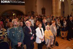 Foto 2 - Pilar Monreal Angulo, Mª del Carmen Pérez y Florentino Sanz reciben el reconocimiento de los Donantes de Sangre