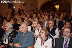 Foto 4 - Pilar Monreal Angulo, Mª del Carmen Pérez y Florentino Sanz reciben el reconocimiento de los Donantes de Sangre