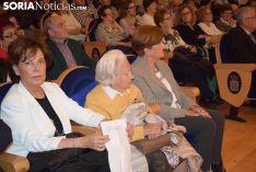 Foto 7 - Pilar Monreal Angulo, Mª del Carmen Pérez y Florentino Sanz reciben el reconocimiento de los Donantes de Sangre