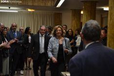 Los jurados de San Juan 2019 durante las fiestas de San Saturio.