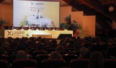 Imagen del congreso de farmacéuticos este miércoles.