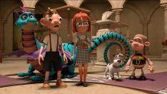fotograma de 'Harvie y el museo mágico', uno de los filmes que serán proyectados