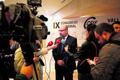 Miguel Borra, presidente nacional de CSIF.