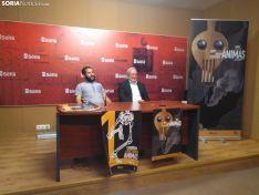 Rueda de prensa de presentación del Festival de las Ánimas.