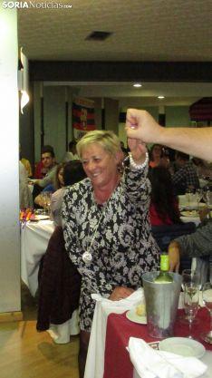 28 aniversario de la Peña Barcelonista Soria en Cadosa. SN