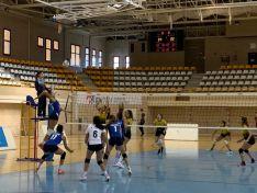 Foto 3 - El CAEP Soria suma su tercera victoria consecutiva