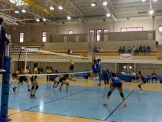 Foto 4 - El CAEP Soria suma su tercera victoria consecutiva