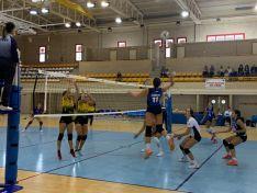 Foto 5 - El CAEP Soria suma su tercera victoria consecutiva