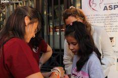 Día Mundial de la parálisis cerebral en el Collado de Soria. SN