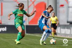 Lucía Rodríguez acumula 360 minutos, en 4 partidos, con la Real Sociedad. LaLiga