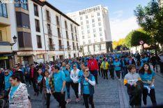 Camino por Soria contra el cáncer / María Ferrer