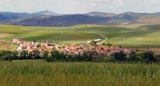 Una vista de la localidad.