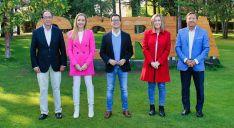 Los candidatos del PP a Congreso y Senado.