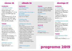 Programación de Aires de Dulzaina.