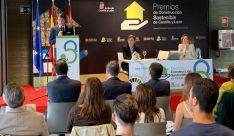 Suárez-Quiñones presenta la VIII Edición de los Premios. /Jta.