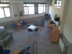 Interior del Centro Joven.