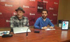 Javier Muñiz (izq.) y Eder García.