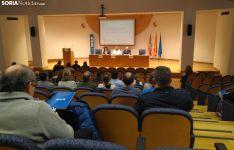 Jornada sobre prevención de riesgos laborales en la delegación de la Junta.