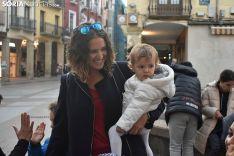 Teta y Chocolate en Soria.