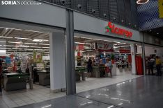 Supermercado Alcampo en el CC Camaretas.