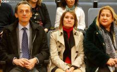 Foto 6 - Pedro Duque aboga por la investigación de las energías renovables en Soria