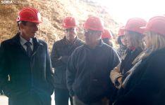 Foto 5 - Pedro Duque aboga por la investigación de las energías renovables en Soria