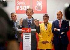 Foto 4 - Pedro Duque aboga por la investigación de las energías renovables en Soria