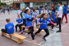 Foto 8 - El CAEP lleva el atletismo al centro de Soria