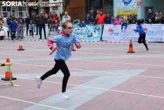 Foto 6 - El CAEP lleva el atletismo al centro de Soria