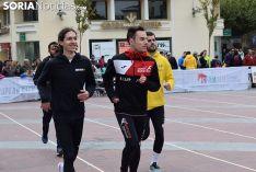 Foto 5 - El CAEP lleva el atletismo al centro de Soria