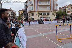Foto 3 - El CAEP lleva el atletismo al centro de Soria