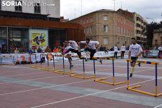 Foto 2 - El CAEP lleva el atletismo al centro de Soria