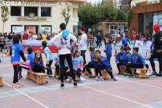 Foto 9 - El CAEP lleva el atletismo al centro de Soria