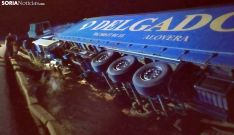 Una imagen del vehículo siniestrado. /SN