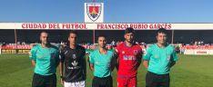 El Zamora asalta la Ciudad del Fútbol. Zamora CF