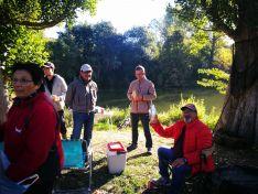 Campeonato de pesca Absoluto en el Soto Playa. Campano Soriano