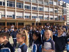 Jornada de 'Abre los ojos' en Escolapias.