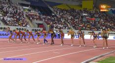 Imágenes de la carrera. RTVE