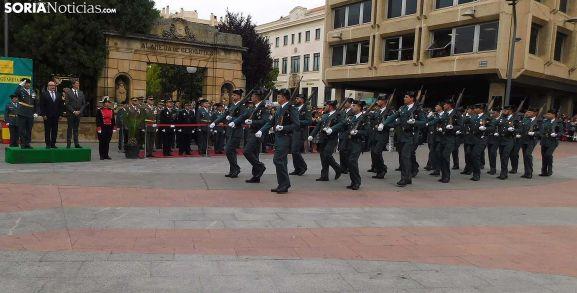 Una imagen del desfile de cierre. /SN