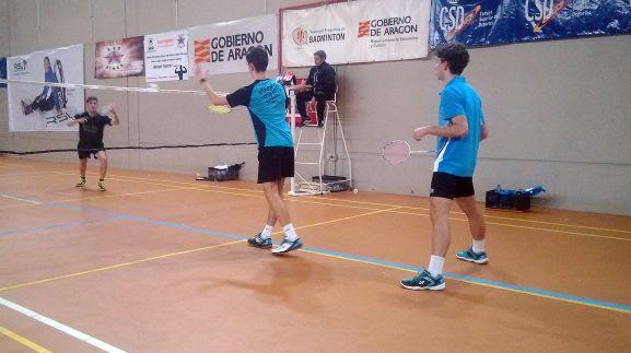 Marcos Fernández y Jorge Peñaranda, del CBS-CS24.