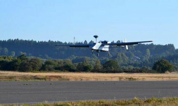 Un dron del Grosa.