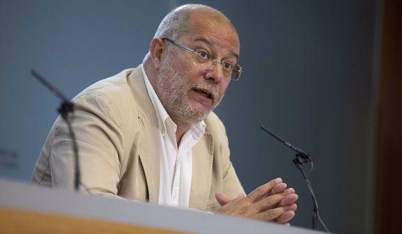 Francisco Igea, en una imagen de archivo.