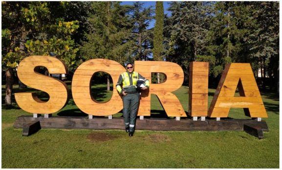 Miras, en la Dehesa de Soria. / benemeritaaldia.org