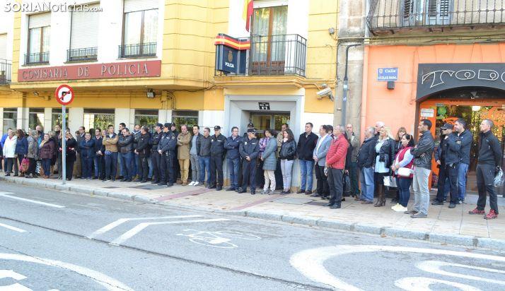 Apoyo institucional sin fisuras para la Policía Nacional