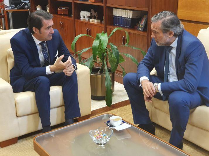 Suárez-Quiñones y Enrique López.